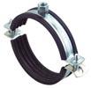 Трубный хомут для тяжелых трубопроводов FRSM с метрической резьбой